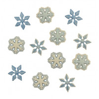 "ПУГОВИЦЫ BUTTONS GALORE ""I LOVE SNOW"" 4794"