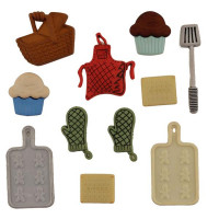 "ПУГОВИЦЫ BUTTONS GALORE ""BAKING"" 4090"