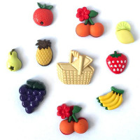 "ПУГОВИЦЫ BUTTONS GALORE ""FRUIT BASKET"" 4095"